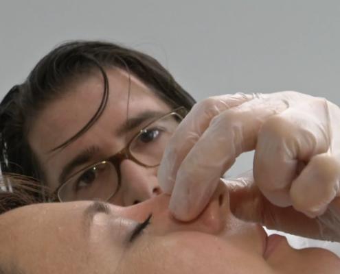 Nasenkorretur ohne OP