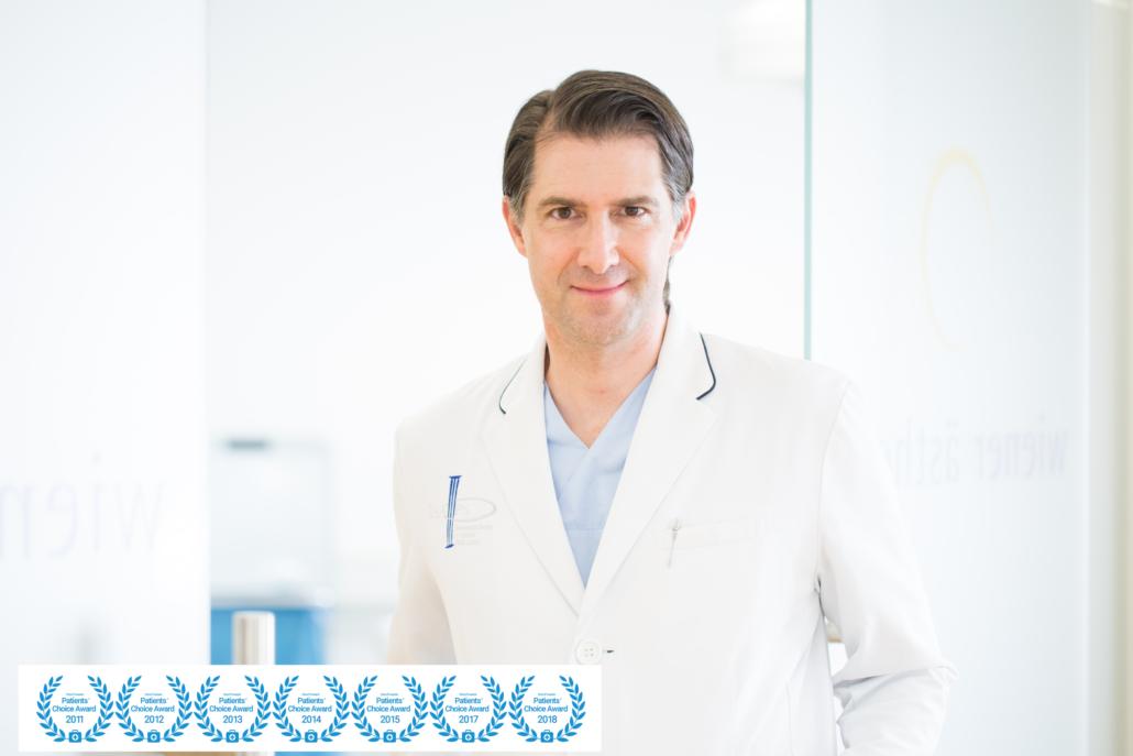 Dr Siegl Patient's Choice Award 2018